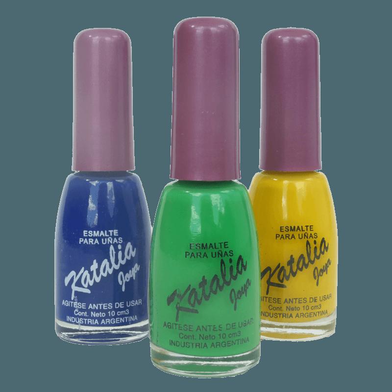 Esmalte para uñas Perlado Especial Katalia - Cosmética Katalia