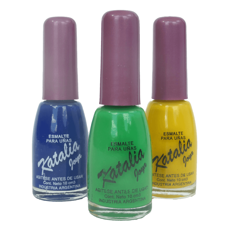 Esmalte para uñas de Tratamiento Katalia - Cosmética Katalia