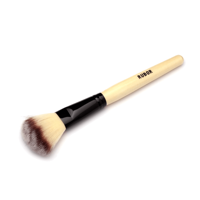 Brocha maquillaje rubor super (C02-0032)